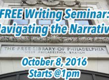 writing seminar oct 8 2016 nanowrimo