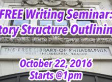 writing seminar oct 22 2016 nanowrimo
