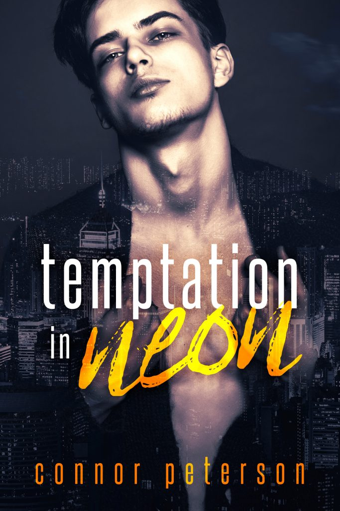 Temptation in Neon book cover